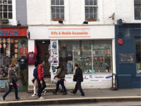 Ground Floor Shop to Let, 343 sq ft (32 sq m) sales, 51 Pembridge Road, Notting Hill Gate, London, W11