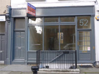 Ground floor Shop to Let, 52 Pembroke Road, Kensington, London, W8