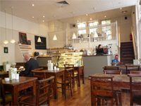 Café/Restaurant/Venue To Let, The Café, St Peter's Hall, 59a Portobello Road, W11