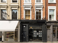 Freehold Retail Investment For Sale, Kensington, W8