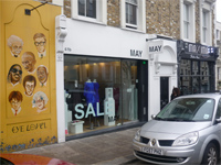 Shop To Let, Notting Hill, W11