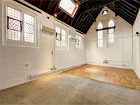 Unique Listed B1 Studio Building to Let, Hornton Studios, 8 Hornton Place, Kensington, London W8