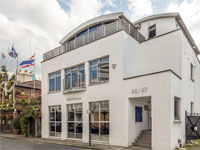 Air Conditioned, Open Plan Office Floor To Let, 1,179 sq ft (109.6 sq m), First floor, 86-87 Campden Street, Kensington, London, W8
